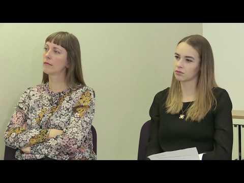 UCL Laws students interview Professor Dame Hazel Genn
