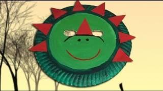 All comments on c mo hacer una m scara de dinosaurio - Como hacer una mascara ...