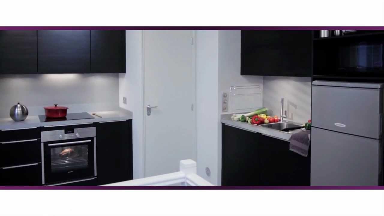 r alisation cuisine contemporaine par les architectes de ma cuisine mon coach youtube. Black Bedroom Furniture Sets. Home Design Ideas