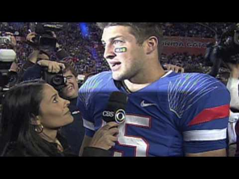 Tim Tebow tribute video