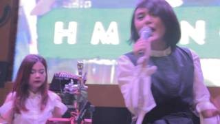 [LIVE] 2015.10.18 HMGNC - Is It Love