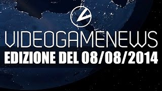 Videogame News - 08/08/2014 - Assassin's Creed: Rogue - Ryse: Son of Rome - Football Manager 2015