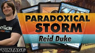 Paradoxical Outcome Marathon - Vintage | Channel Reid