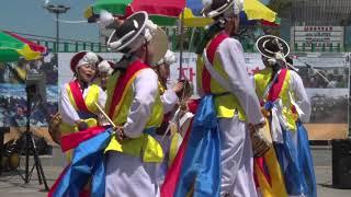한국가요사랑-부천역노숙자자선바자회공연=한국 가요방송 총…