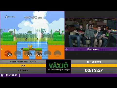#ESA16 - Super Smash Bros. Melee [All Events] by Fuzzyness
