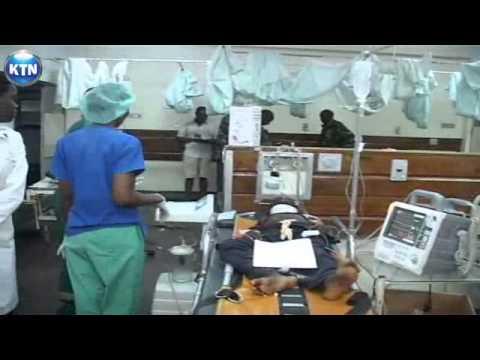 Mombasa Explosion