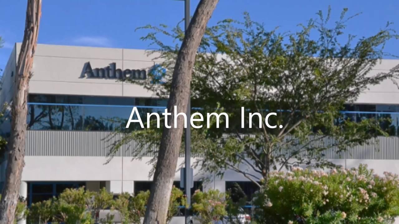Anthem Inc.Healthcare Insurance Company - YouTube