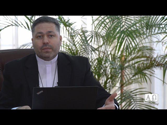 о  Юрій Щурко - Богоявлення на Йордані: чому безгрішний Ісус прийняв хрещення Йоана