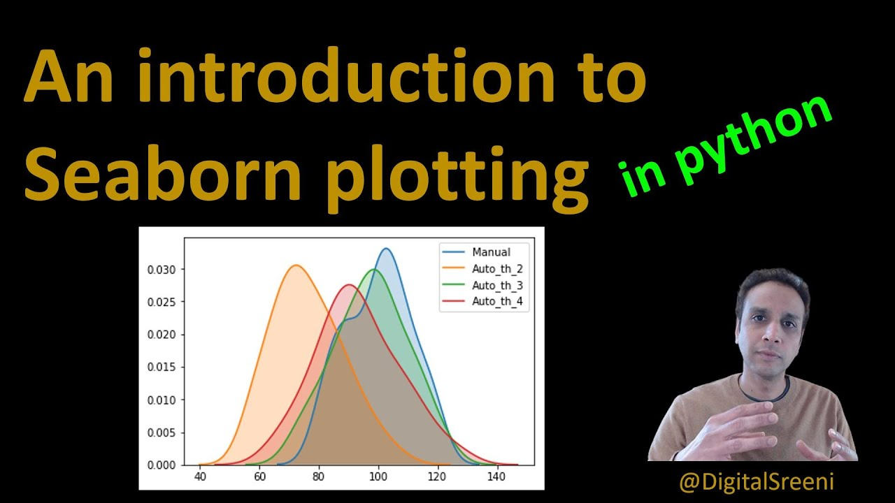 42 - Introduction to Seaborn Plotting in Python
