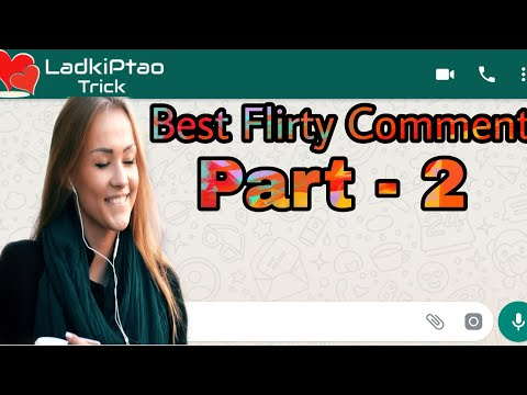 Best Flirty Comments For Girl Pic To Impress Her Youtube