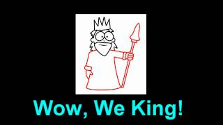 "Wow, We King - ""If All Else Fails, Run Over The Girl Who Fell From Heaven"" *HD Audio*"
