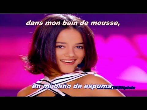 J'EN AI MARRE! - Alizée - (Subtitulos Español- Francés)