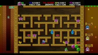 Bubble Bobble Neo (Xbox 360) Stages 1 - 55