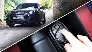One of TechFlow's most viewed videos: Mini Cooper JCW: Maxed Out Tech!