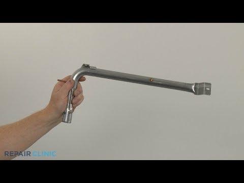 Broil Burner Tube - Whirlpool Gas Range (Model #WFG745H0FS1)