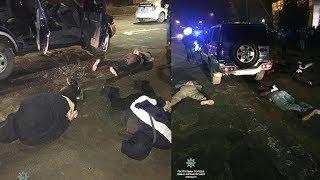 видео Начальнику поліції Івано-Франківська оголосили підозру