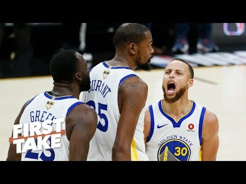 Steph, Draymond revolutionized the NBA, KD is a luxury for the Warriors – Max Kellerman | First Take