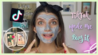 TIKTOK MADE ME BUY IT! KOREAN SKINCARE | katerinaop22