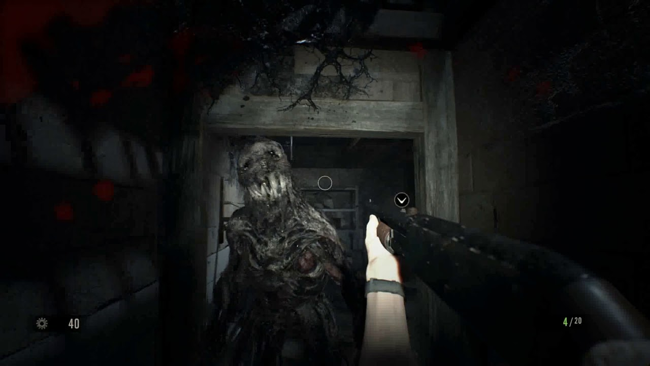 Resident Evil 7 Fov Trainer Youtube