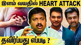 Dr Ku Sivaraman Exclusive Interview | Heart
