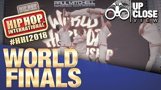 UpClose View: Armateraz - Japan | Adult Division at HHI's World Finals
