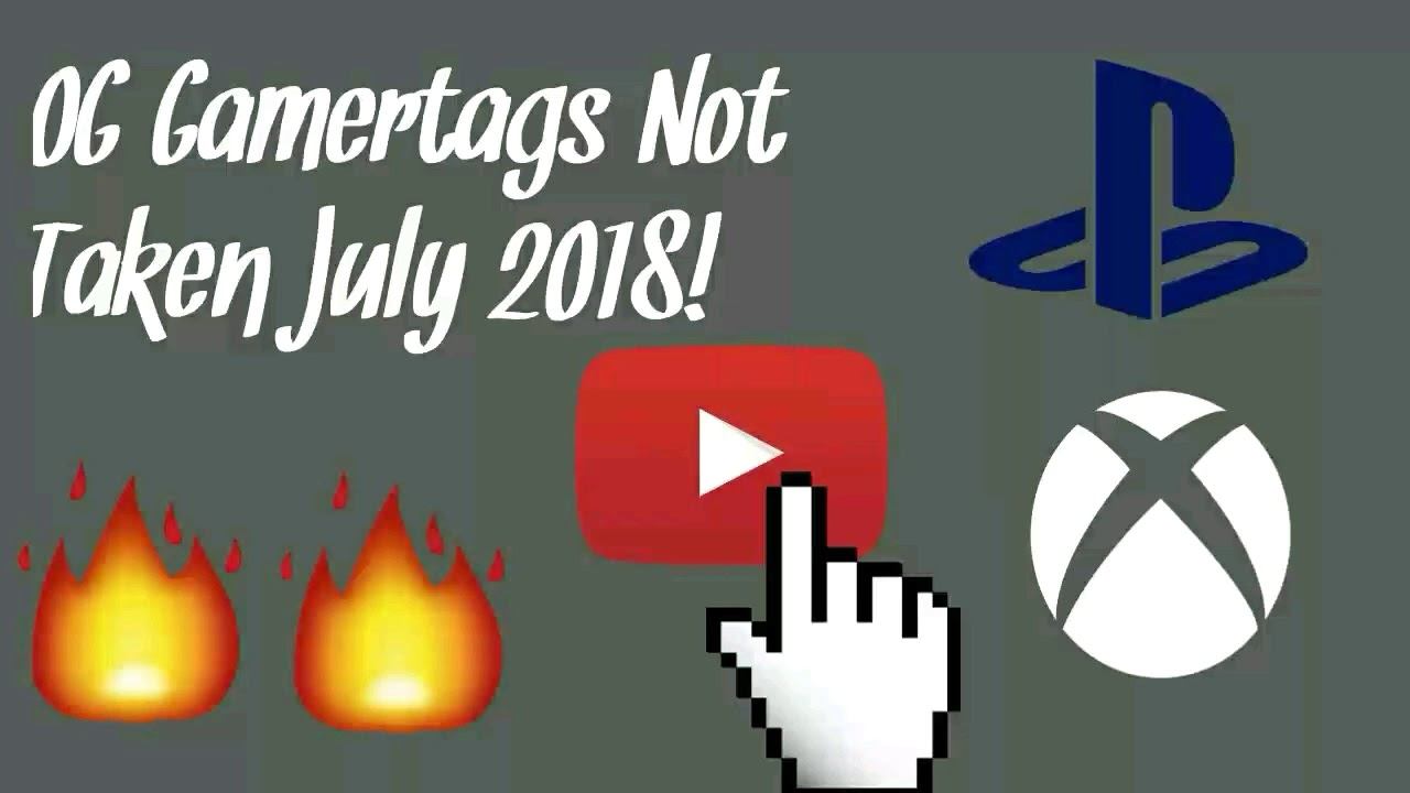 4 Letter Xbox Gamertags 2019