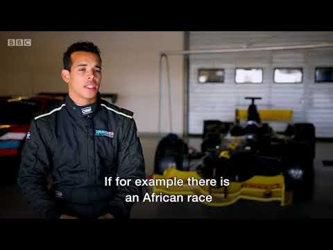 Where are Africa's Formula 1 stars?
