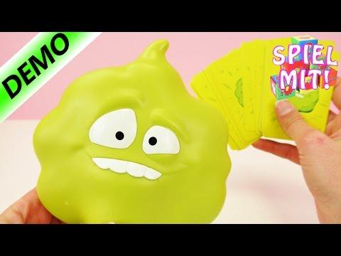 Mister Pups  - Lustiges Spiel mit Furz - Mattel Gas Out Game   Kartenspiel Demo