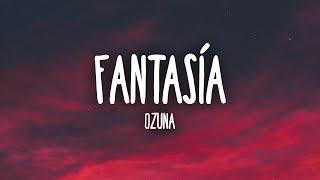 Ozuna - Fantasía (Letra/Lyrics)
