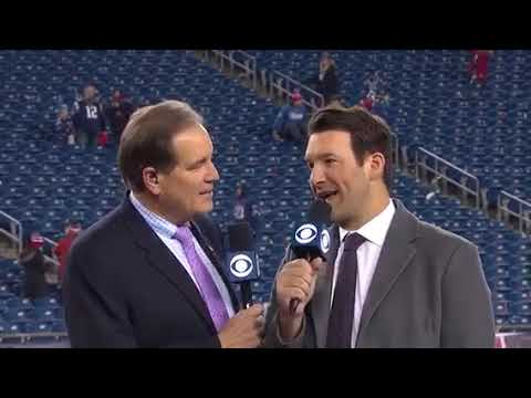 Tony Romo and Jim Nantz Final Booth Recap