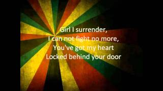 Lukie D - Girl I Surrender (Lyrics)
