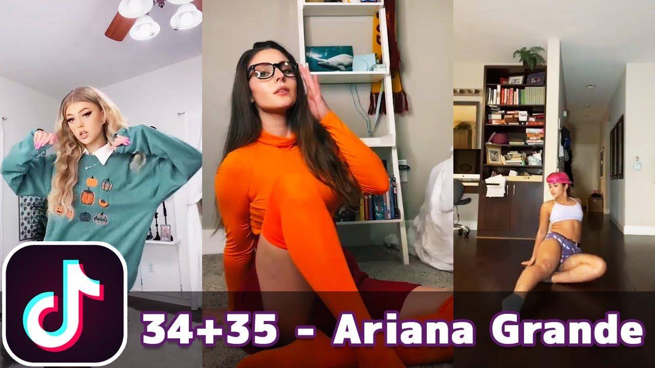 34+35 - Ariana Grande | TikTok Compilation