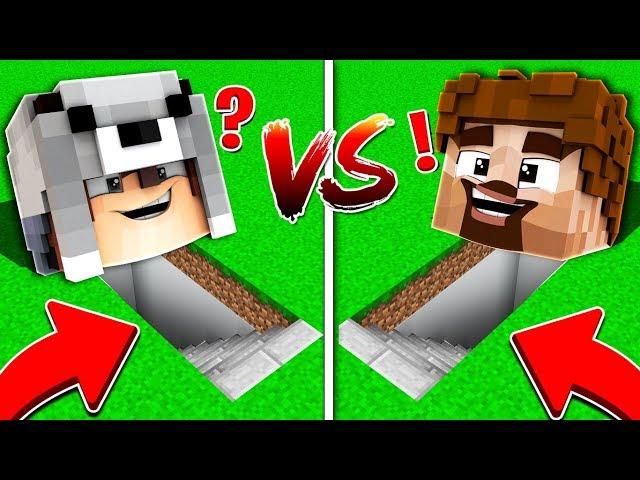 ZENGİN KAFA GEÇİTİ VS FAKİR KAFA GEÇİTİ! 😱 - Minecraft