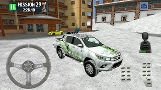 Winter Ski Park: Snow Driver - #5 4x4 Jeep Unlocked | Simulator Games - Android iOS GamePlay FHD