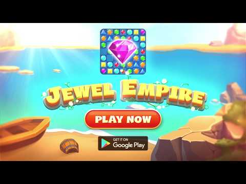 Jewel Empire: Quest & Match 3 Puzzle Game