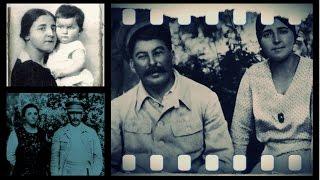 Иосиф Сталин - Надежда Аллилуева - жена Сталина