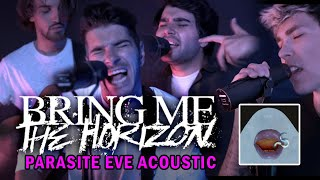 Behind Locked Doors - Parasite Eve (Bring Me The Horizon Cover) Ft. Romi Maillot