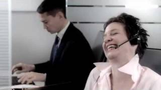 The 2011 Ernst & Young Worldwide Corporate Quiet Office Advertisement Film Campaign