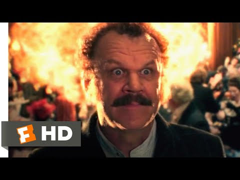 Holmes & Watson (2018) - Watson Saves The Day Scene (10/10) | Movieclips
