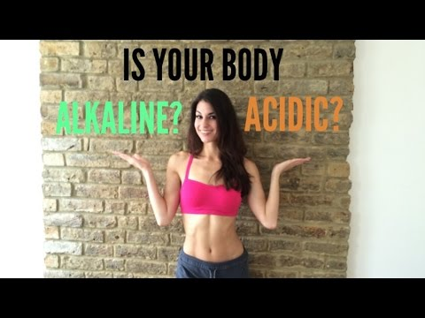 Is your body Alkaline or Acidic?
