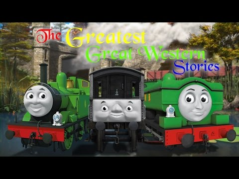 The Greatest Great Western Stories | Custom DVD