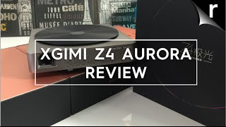 XGimi Z4 Aurora review: Android home projector awesomeness
