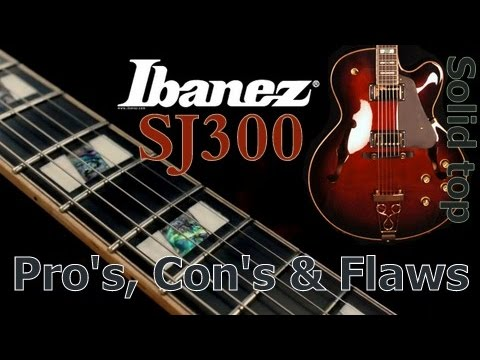 Ibanez Afc 125 Bkf Contemporary Series Guitar Demo By N