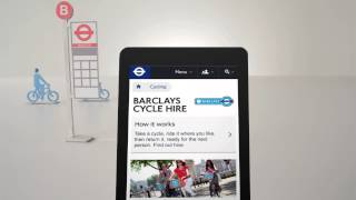 Introducing the new Transport for London website tfl.gov.uk