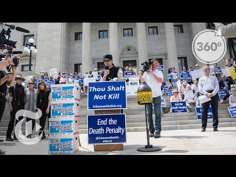 In Arkansas, The Exonerated Speak Up | The Daily 360 | The New York Times