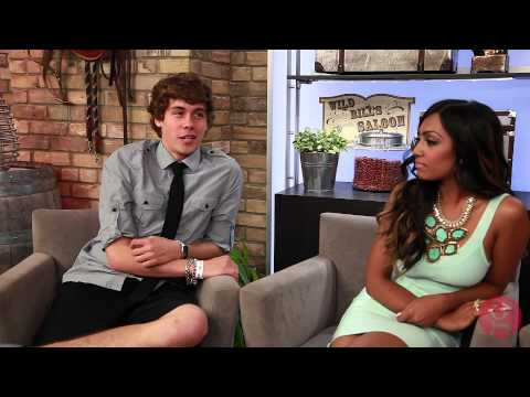 Munro Chambers, Melinda Shankar & Jordan Todosey Talk 'Degrassi' Season 13