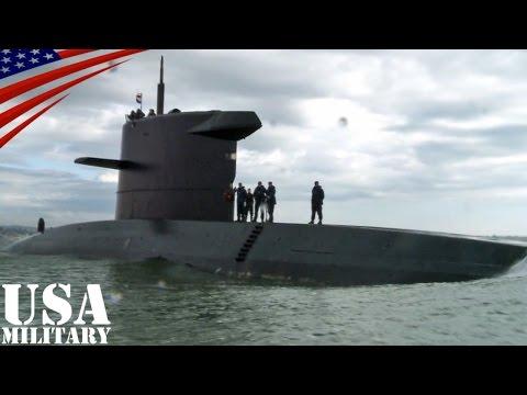 ワルラス級潜水艦 (X舵)・オランダ海軍 - Netherlands Navy Walrus-class Submarine