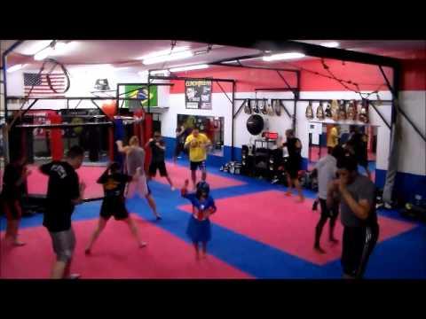 Dakotas 2nd match | Lone Wolf MMA | North Kansas City