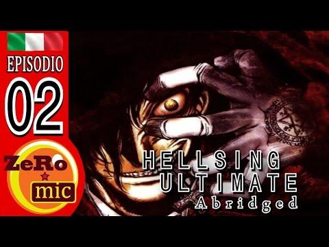 hellsing ultimate oav sub ita