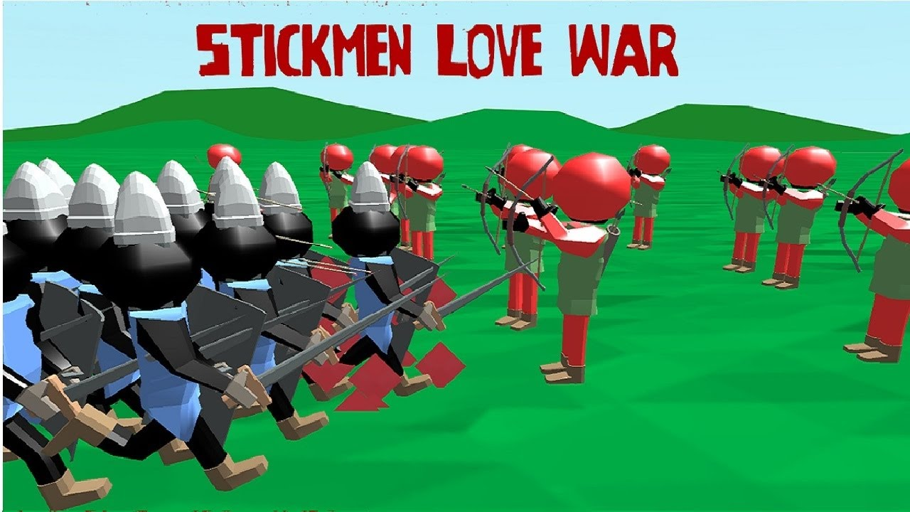Stickman Simulator Final Battle 2 Simulator Strategy Games 3d Android Gameplay Hd Youtube